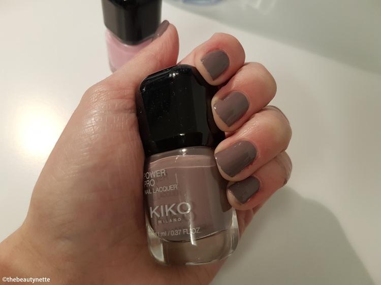 KIKO Power Pro Nail Lacquers 3